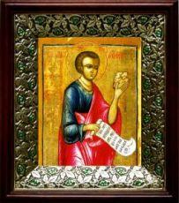 Аввакум, пророк (21х24), киот со стразами
