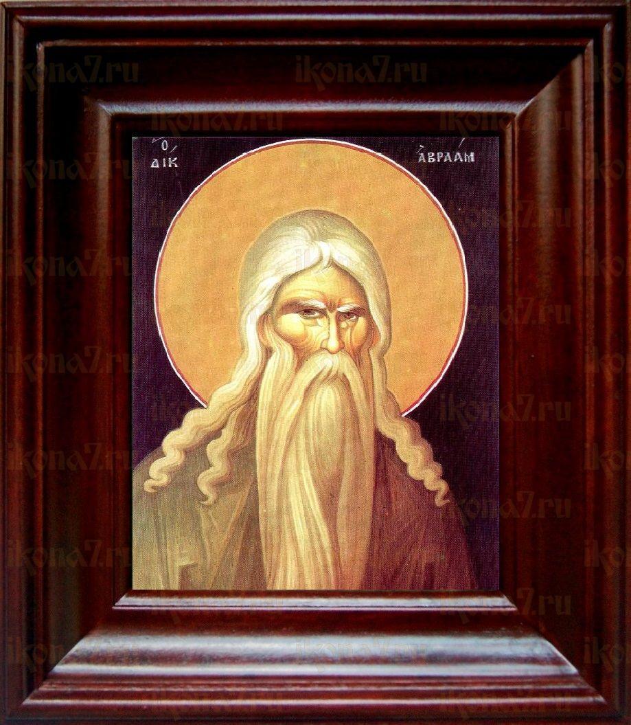Авраам патриарх (21х24), простой киот