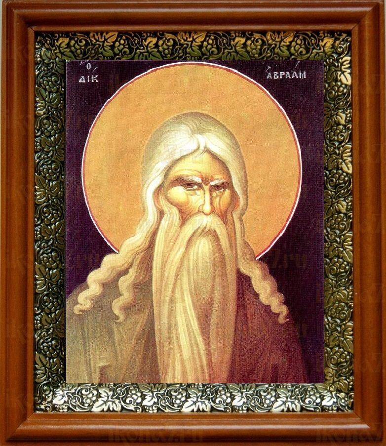 Авраам патриарх (19х22), светлый киот