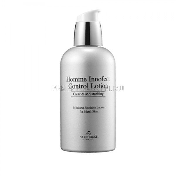 The Skin House Homme Innofect Control Lotion - Лосьон для жирной кожи (для мужчин)