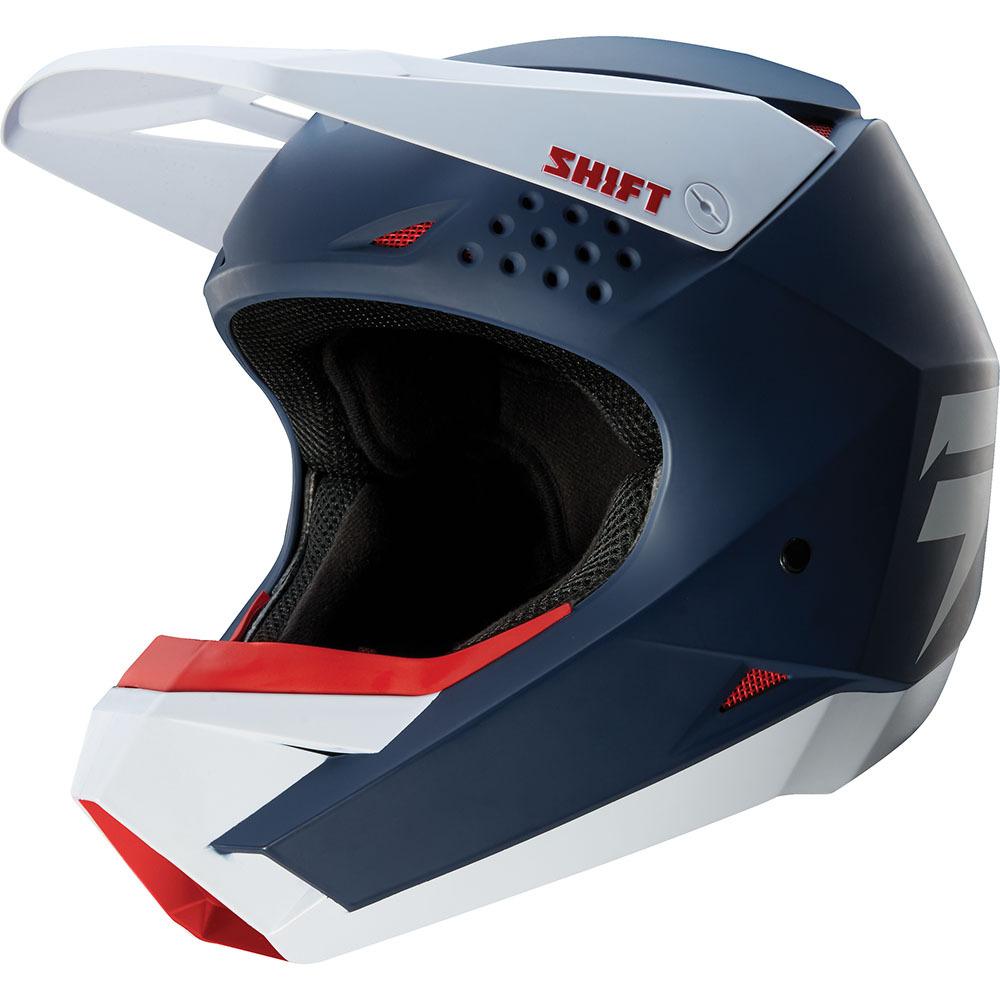 Shift - 2020 Whit3 шлем, темно-синий