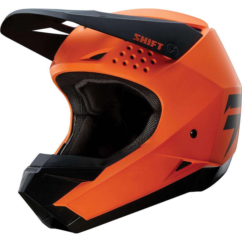 Shift - 2018 Whit3 шлем, оранжевый