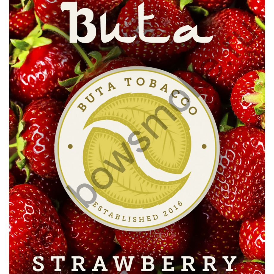 Buta 50 гр - Strawberry (Клубника)