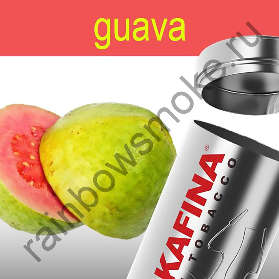 Hookafina Gold 250 гр - Guava (Гуава)
