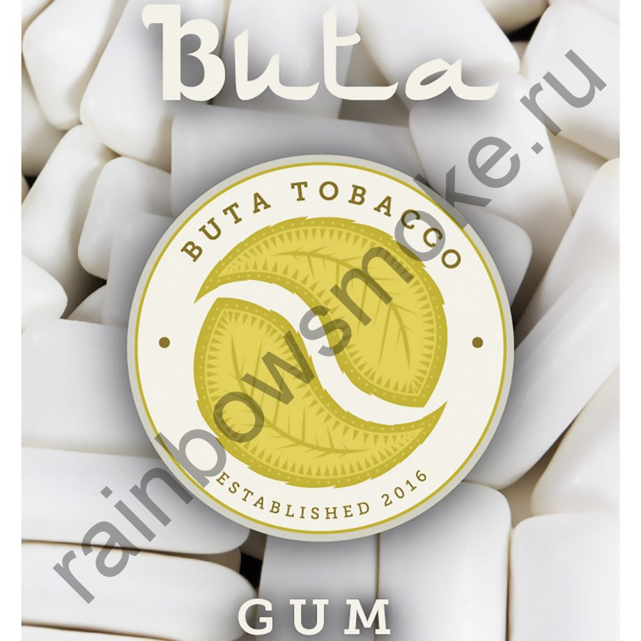 Buta 1 кг - Gum (Жвачка Мятная)
