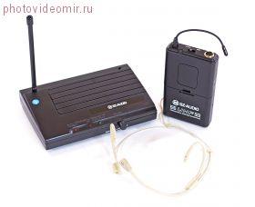 Радиосистема с головным микрофном SZ-AUDIO UHF One A Headset