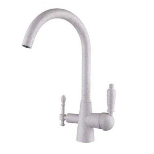 31744-4 Sandbeige Смеситель для кухни с выходом под питьевой фильтр