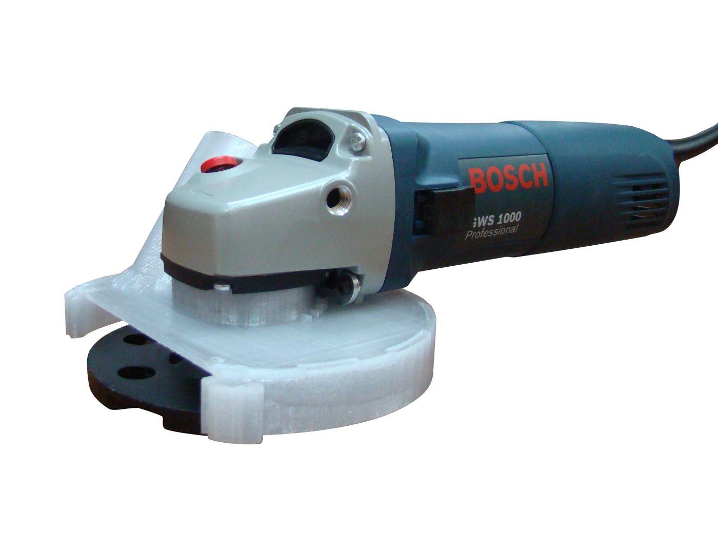 Кожух для полировки к УШМ Bosсh AVA 125B-1