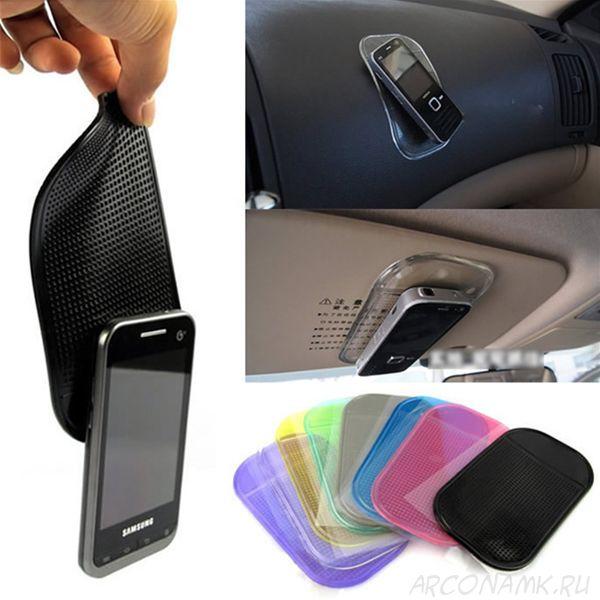 Коврик для телефона и мелких предметов Stick Mat