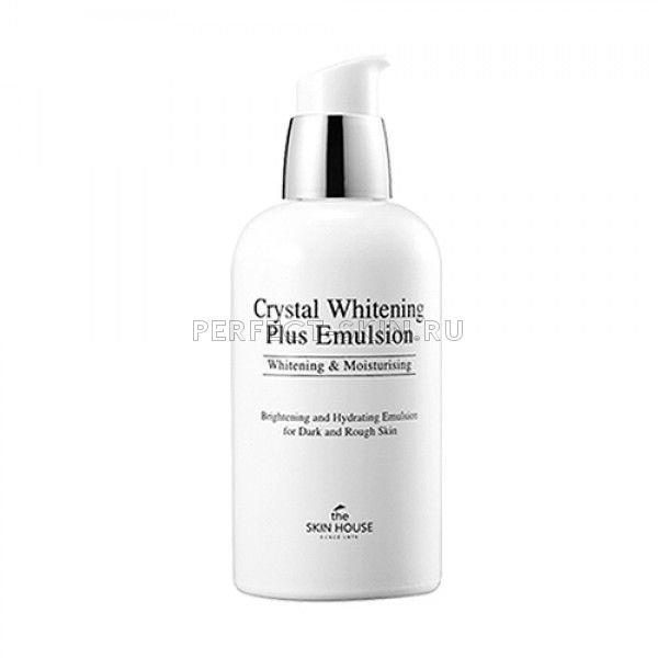 The Skin House Crystal Whitening Plus Emulsion - Осветляющая эмульсия против пигментации