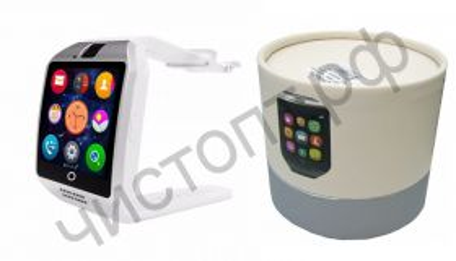 Smart часы (умные часы ) WD-13 Белые ( GSM SIM, microSD ) телефон, GPS, Bluetooth Андроид музыка камера фото видео голос. связь телеф.номер смс шагомер датчик сна  приложения
