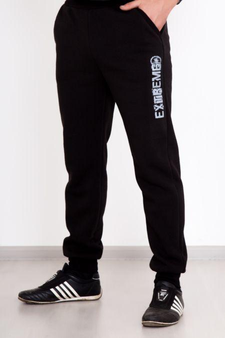 Мужские теплые трикотажные брюки Экстрим