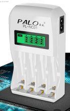 Зарядное устройство PALO BST-905W с ЖК дисплеем