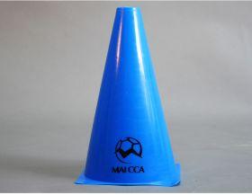 Конус спортивный для разметки 18 см синий