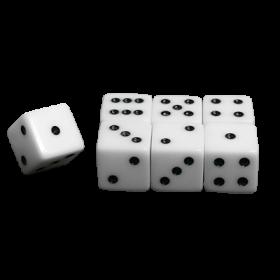 Deluxe Набор кубиков для форсирования (6 гиммиков + 1 на подмену)