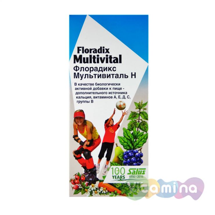 Флорадикс Мультивиталь, 250 мл