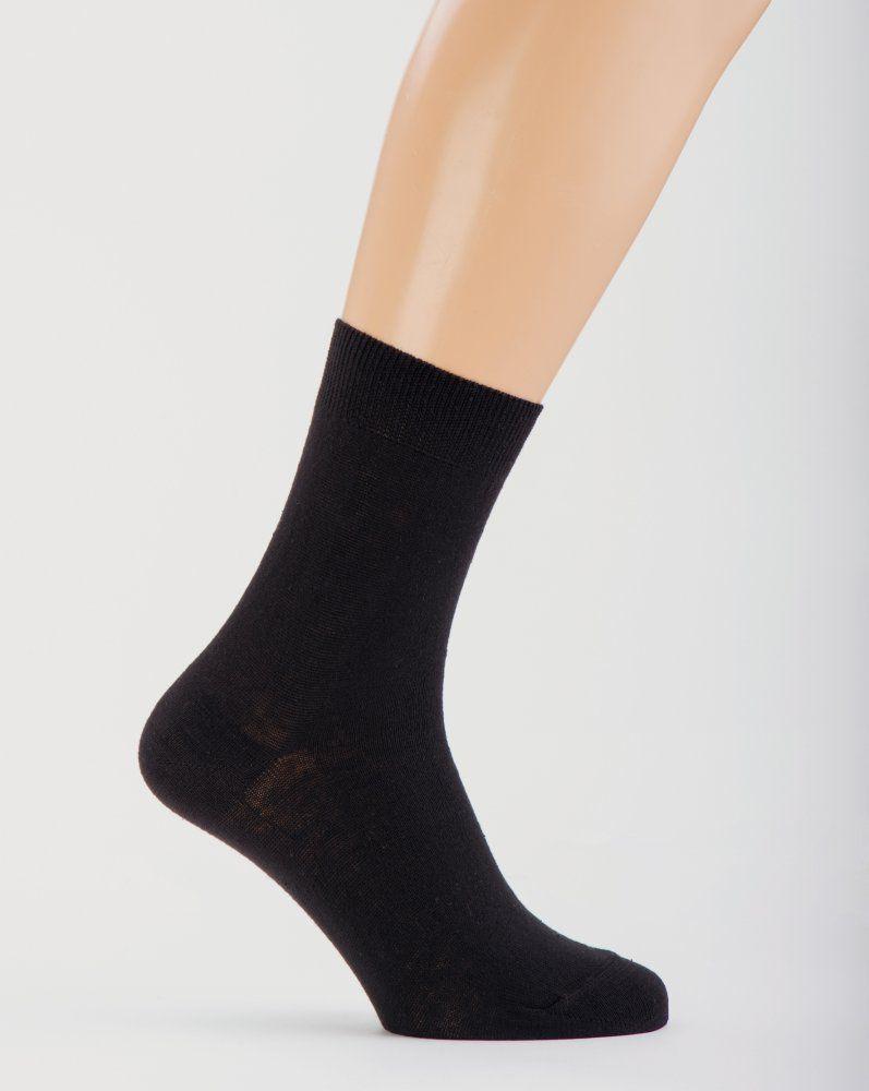 Темно-синие детские носки на 5-7 лет