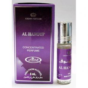 Al-Rehab Арабские масляные духи AL HANOUF 6 мл.