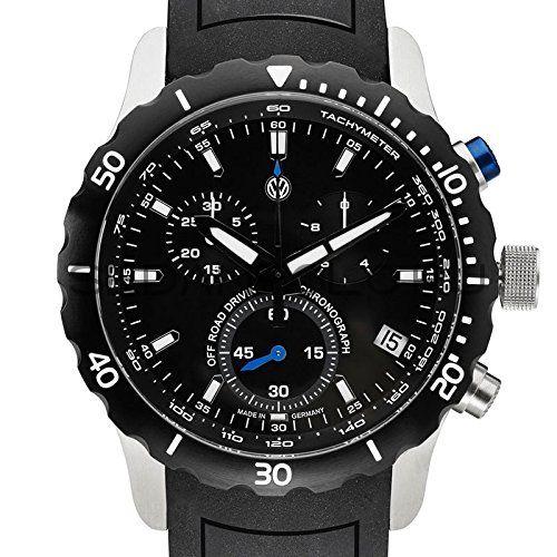 Мужской спортивный хронограф Volkswagen Men's Sports Chronograph