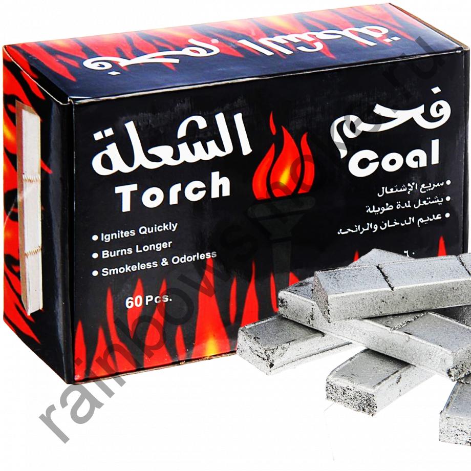 Уголь для кальяна Torch Coal (60 шт)