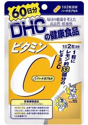 DHC Витамин C, на 60 дней