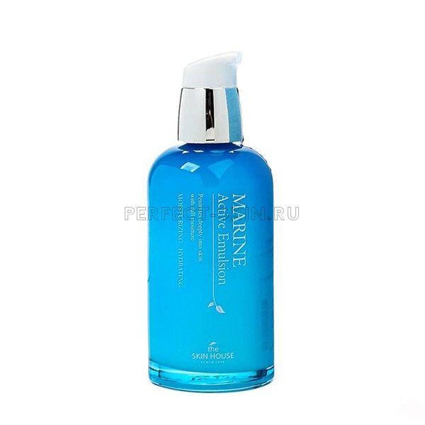The Skin House Marine Active Emulsion - Увлажняющая эмульсия с морской водой