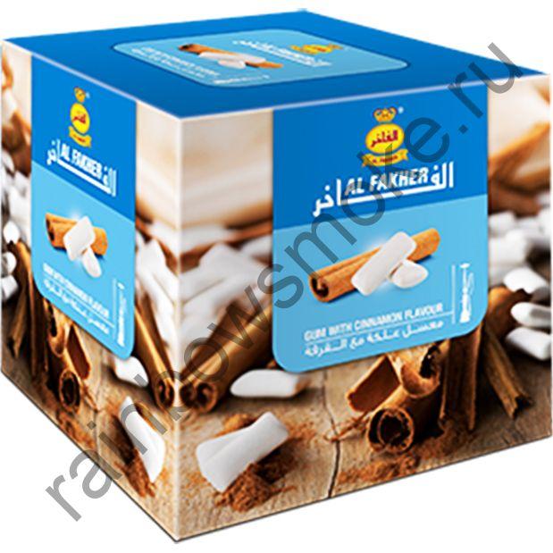 Al Fakher 1 кг - Gum with Cinnamon (Ментоловая жвачка с корицей)