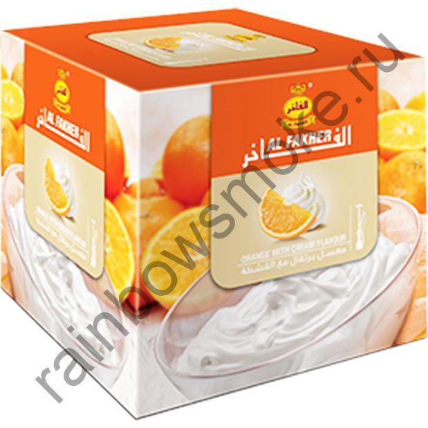 Al Fakher 1 кг - Orange with Cream (Апельсин с кремом)