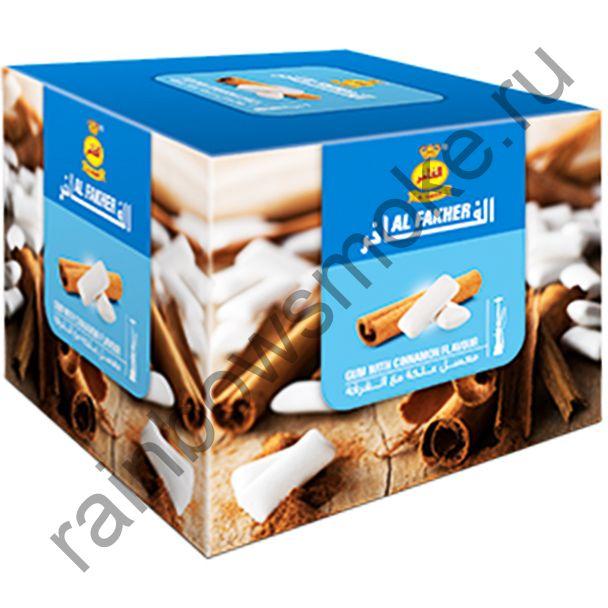 Al Fakher 250 гр - Gum with Cinnamon (Ментоловая жвачка с корицей)