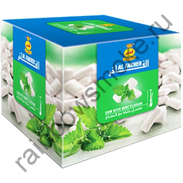Al Fakher 250 гр - Gum with Mint (Мятная жвачка)