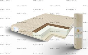 Матрас Cocos-Latex Roll Classic+ Comfort Line