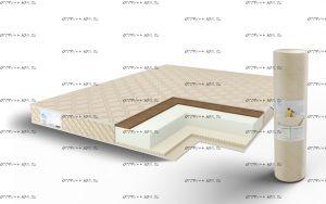 Матрас Cocos-Latex2 Roll Classic+ Comfort Line