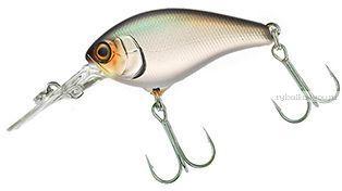 Купить Воблер Jackall Aska 45 MR мм / 5,7 гр /плавающий цвет: shibu silver