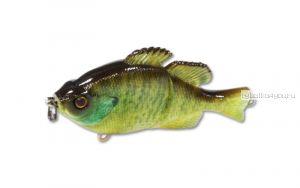 Воблер Jackall Baby Giron / 7,8 гр  /тонущий / цвет:rt blue gill