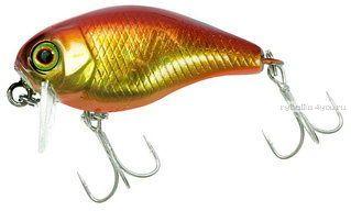 Купить Воблер Jackall Chubby 38 SSR мм / 4,2 гр плавающий цвет: hl red & gold