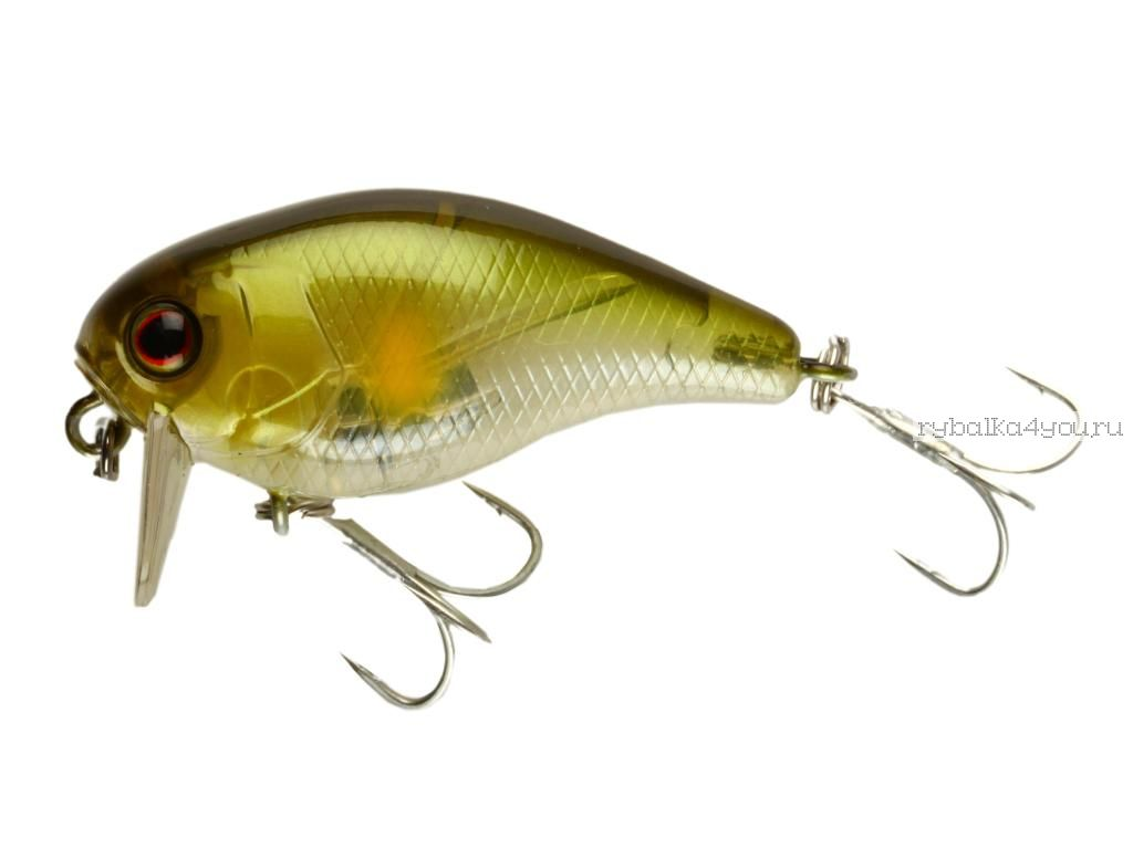 Купить Воблер Jackall Chubby 38 SSR мм / 4,2 гр плавающий цвет: ghost ayu