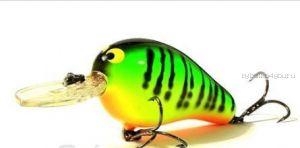 Воблер Jackall Geronimo MR 55 мм / 10 гр / плавающий / цвет: hot tiger