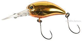 Купить Воблер Jackall Panicra MR 32 мм / 3,3 гр плавающий цвет: golden