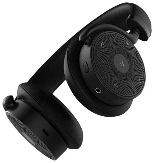 Мониторные наушники беспроводные Remax RB-300HB черные (Bluetooth)