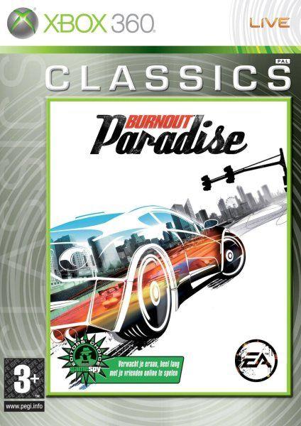 Игра Burnout Paradise (Xbox 360)