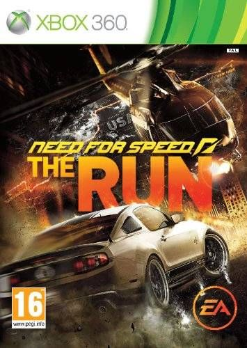 Игра Need for Speed The Run (Xbox 360)