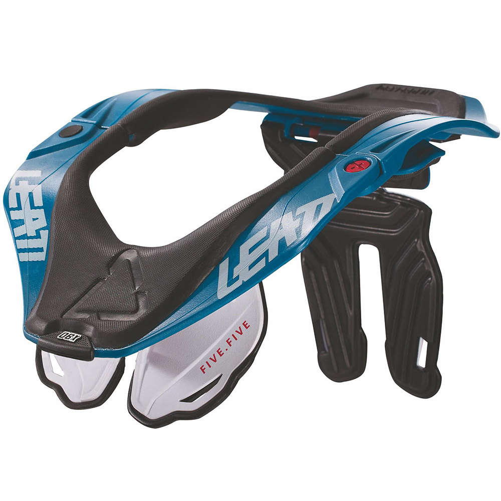 Leatt - 2019 DBX 5.5 Fuel защита шеи, синяя
