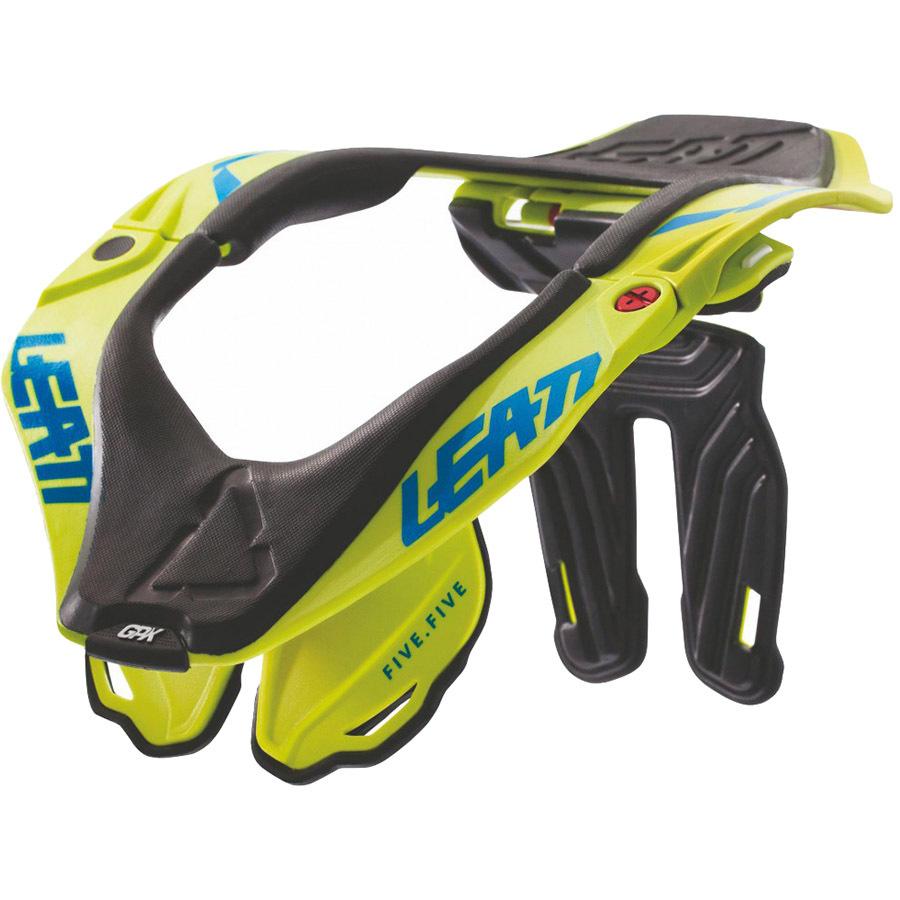 Leatt - GPX 5.5 защита шеи, зеленая