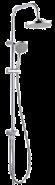Душевая система REDBLU by Damixa Origin One 978100000