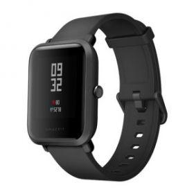 Умные часы Xiaomi Amazfit Bip international  (черные)