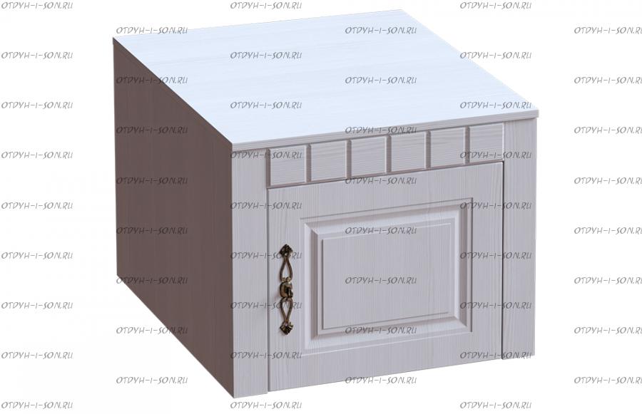 Антресоль 1-дверная Прованс 61х59х48
