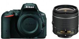 Nikon D5500 Kit 18-55 AF-P VR