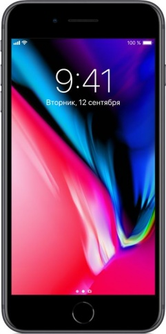Apple iPhone 8 Plus 128Gb Space Grey