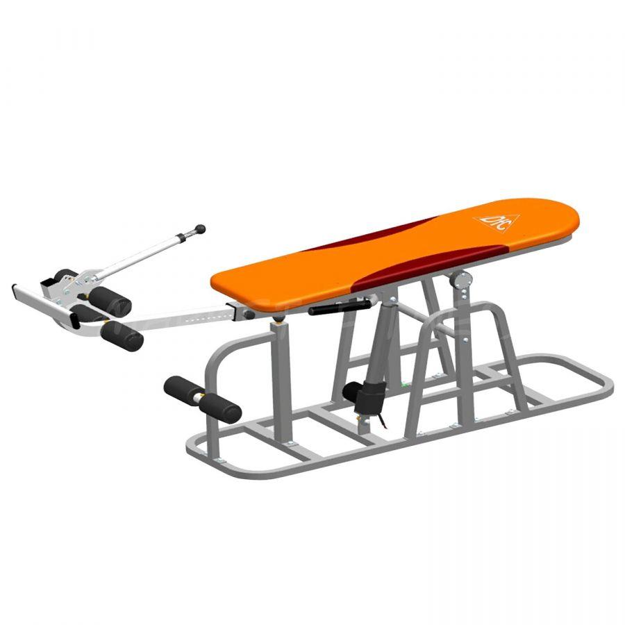 DFC XJ-E-03RL инверсионный стол с электроприводом