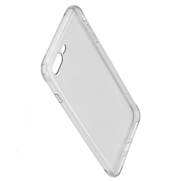 Чехол Hoco Light для iPhone 7 Plus черно-прозрачный